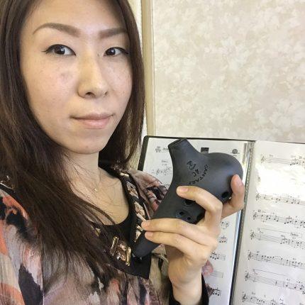 荒井 麻子 オカリナ